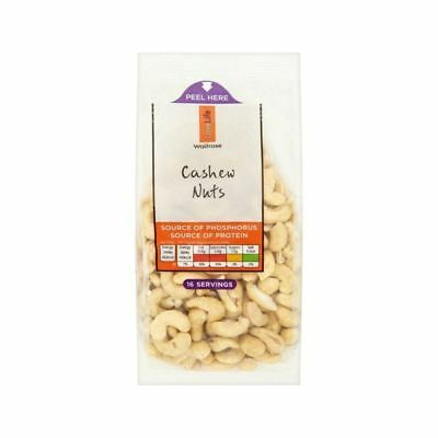 Unsalted Cashew Nuts Waitrose Love Life 400g
