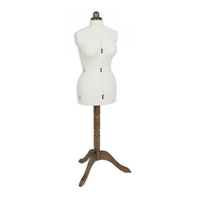 Mannequin Couture Bois Lady Valet [Moyenne]
