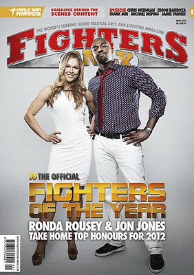 Fighters Only Magazine Issue 99