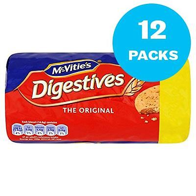 McVities Digestives 300g 12 Packs Clearance!!!