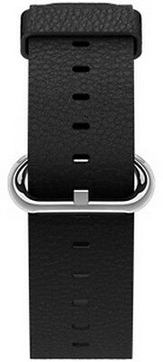 Apple Official Replacement Band - Black Classic Buckle for Apple Watch 38mm
