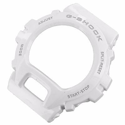 Gshock Watch Bezel Milky White Authentic DW6900-NB-7DR Custom Case Cover Shell