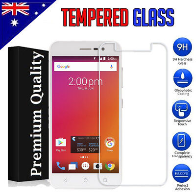 Premium Tempered Glass LCD Screen Protector Guard For Telstra 4GX Enhanced
