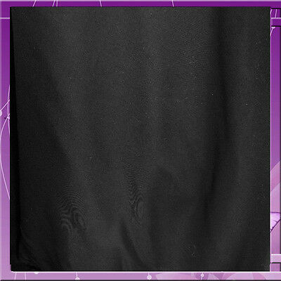 100% Polyester Lining 58 Inches Wide Fabric Sold By The Yard Black
