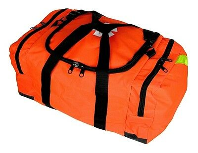 First Responder Paramedic EMT EMS Trauma Bag - Orange