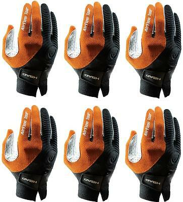 AirFlow Tour 6 (six gloves) HEAD right racquetball glove EXTRA LARGE six pack