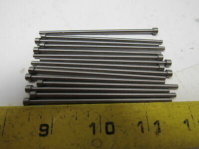 """National CS109-3 7/64"""" X 3"""" High Hardness Core Pins Lot of 15"""