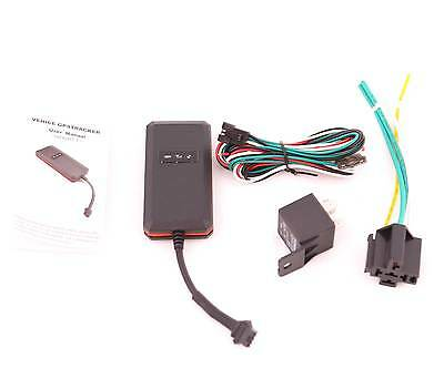 Vehicle gps tracker gt003 car Quad band GPS GSM GPRS Tracking device