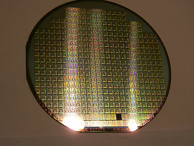"""5"""" Silicon Wafer ti2112, Autoswitching  Power Mux."""