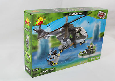COBI 2355 Hubschrauber Helikopter Small Army  Konstruktions Spielzeug
