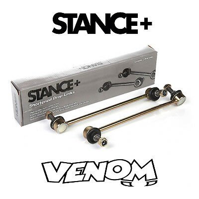 Stance+ Shortened Front Drop Links BMW 3 Series E90 (05-11) 240mm M10x1.5 (DL6)