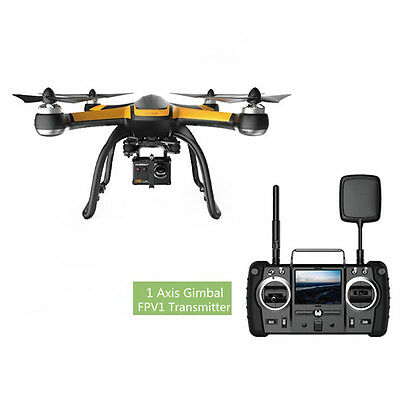 Hubsan X4 Pro H109S 5.8G FPV With 1080P HD Camera 3 Axis Gimbal GPS RC Quad