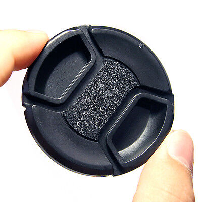 Lens Cap Cover Protector Keeper for Canon EF 135mm f/2.8 with Softfocus Lens