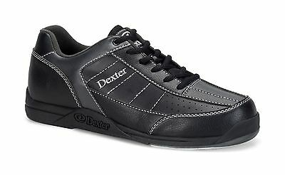 Dexter *NEW* Ricky III Jr Youth Bowling Shoes Black Alloy