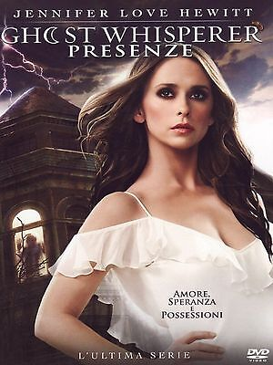 Cofanetto Dvd - Ghost Whisperer Serie Stagione 5 (6 Dvd) - Nuovo!!