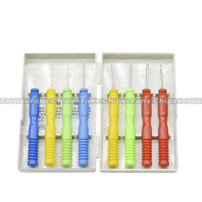 8PCS/Lots Hollow needles desoldering tool electronic components Stainless steel
