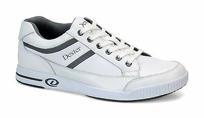 Dexter Keegan Casual Comfort Men's Bowling Shoes White Right Hand