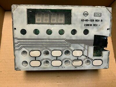 Speed Queen Top Load Washer Assy Control Board 201197 Used