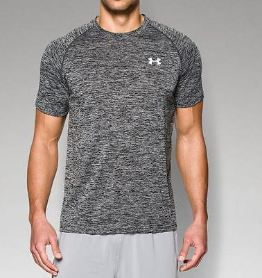 Under Armour Men's UA Tech Short Sleeve T-Shirt 1228539-009
