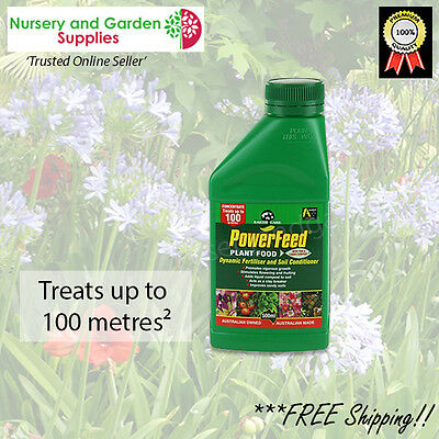 Powerfeed® 500ml Concentrate plant nutrition/fertiliser - the makers of Seasol®
