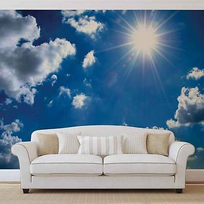 WALL MURAL PHOTO WALLPAPER XXL Clouds Sky Nature (1991WS)