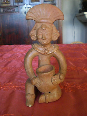 Statuette Mexicaine