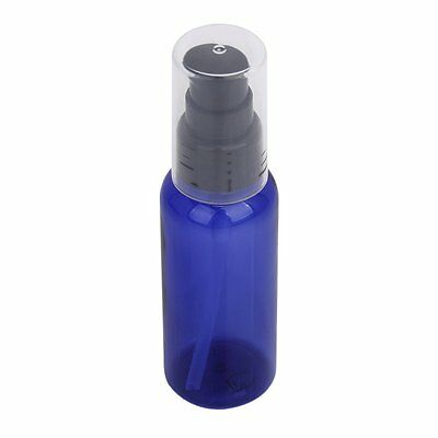 3 x 50ML Refillable Lotion Cream Treatment Pump Bottle with Cap FlyP