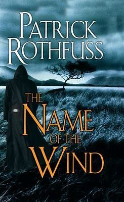 Kingkiller Chronicle #1: The Name of the Wind by Patrick Rothfuss (2008, MM PB)