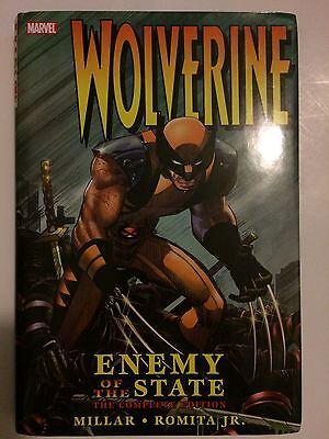 Marvel Comics: Wolverine - Enemy of the State Complete Edition HC