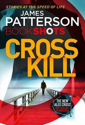 NEW Cross Kill By James Patterson Paperback Free Shipping