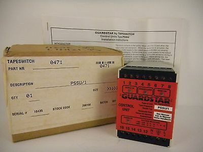 Guardstar Safety Relay Pssu/1 *new In Box*