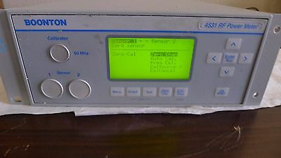 Boonton 4531 Single Channel RF Peak Power Meter