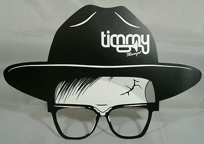 Timmy Trumpet Live EDM Electronic Dance Music Show Promotional Mask
