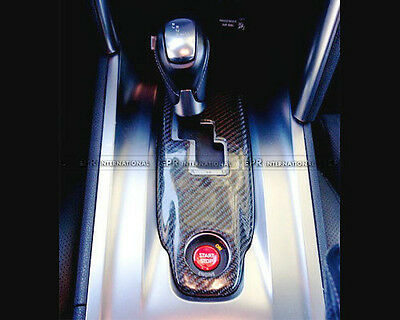 OEM Gear Surround Cover Interior For NISSAN R35 GTR Carbon Fiber Glossy Finish