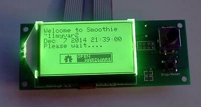 AZSMZ 12864 LCD with TF RepRap 3D printer control panel smoothieboard
