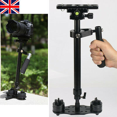 S40+ 40cm Handheld Stabilizer Steadycam for DV DSLR Camera Video Canon Nikon UK