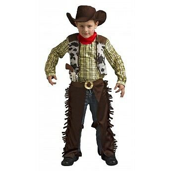 Déguisement Cow Boy  Billy The Kid 3-4 ans housse