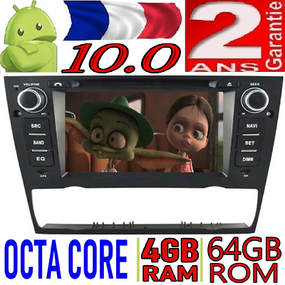 BMW ANDROID 8.0 OCTA CORE E39 E53 X5 M5 5er DVD RADIO VOITURE INTERNET GPS WIFI