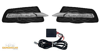 Daytime Running Light DRL for Mercedes C-Class W204 2007-2011