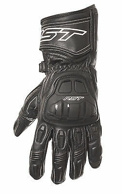 RST R-16 Gloves 1062 Black (Size - Small)    **PRICE £49.99**