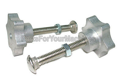 """Two Screw Sets For Squeegee Assembly, 3/8""""-16, Floor Scrubbers & Other Projects"""