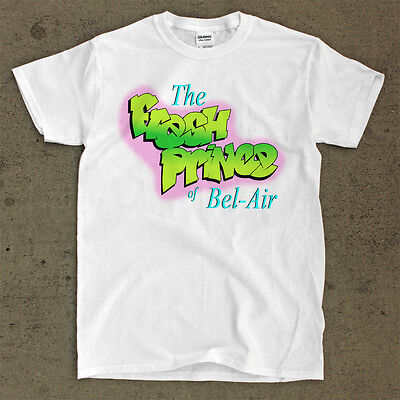 Fresh Prince of Bel-air - White T-shirt