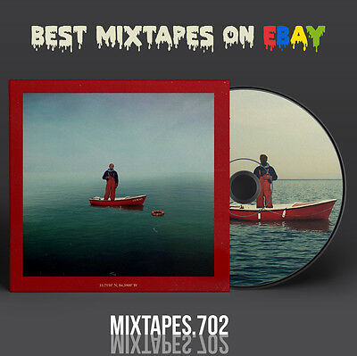Lil Yachty - Lil Boat Mixtape (CD/Front/Back Full Color Artwork)