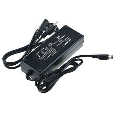 4pin AC Adapter Charger For Lacie 714111 5Big Hard Disk Drive HDD Power Supply