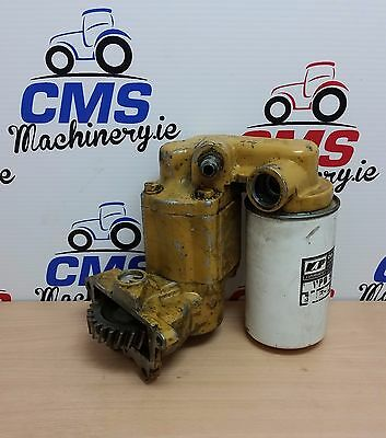Ford New Holland Hydraulic Pump with filter  #E1NN600AA