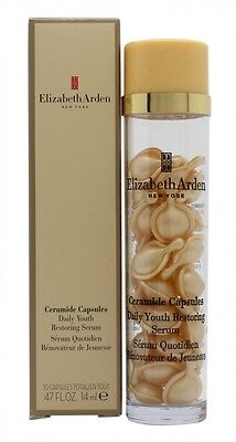 Elizabeth Arden Ceramide Capsules Daily Youth Serum 30 Capsules - Women's. New