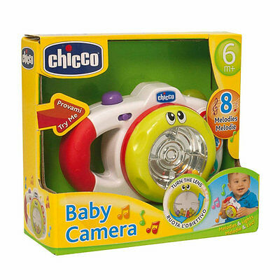 Baby Camera Chicco 5182000 -NEU-