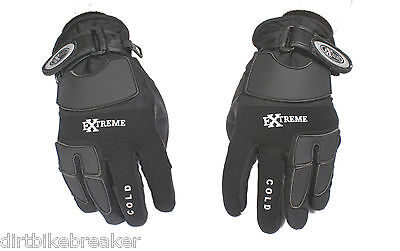 Extreme Cold Weather Thermal, Waterproof & Breathable Gloves SMALL/MEDIUM - NEW