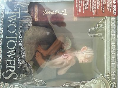 Lord of the Rings: The Two Towers DVD, 2003, 5-Disc Set, Collector's Box New