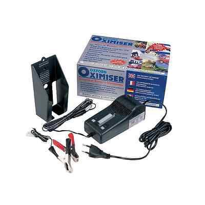 New Oxford Motorcycle Bike Quick Charging Oximiser 600 Battery Optimiser (Euro)